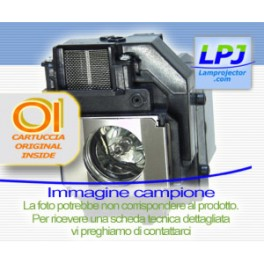 cod. OI-ELPLP71 cartuccia lampada compatibile original inside (con bulbo originale)